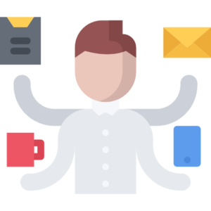 multitask - icon by Nikita Golubev