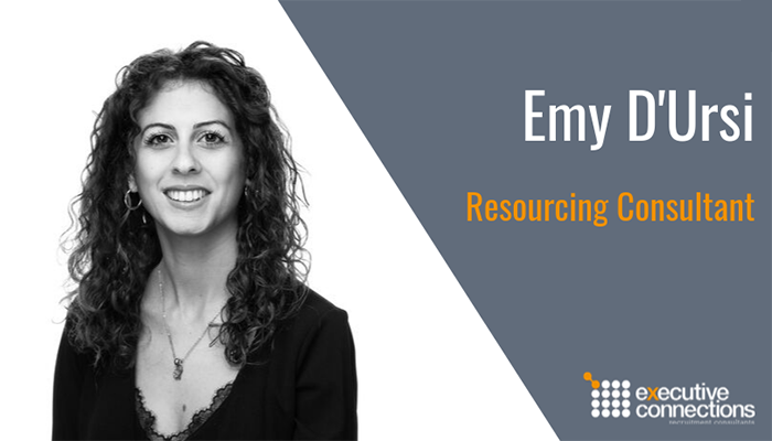 Welcome to Emy D'Ursi Executive Connections Recruitment
