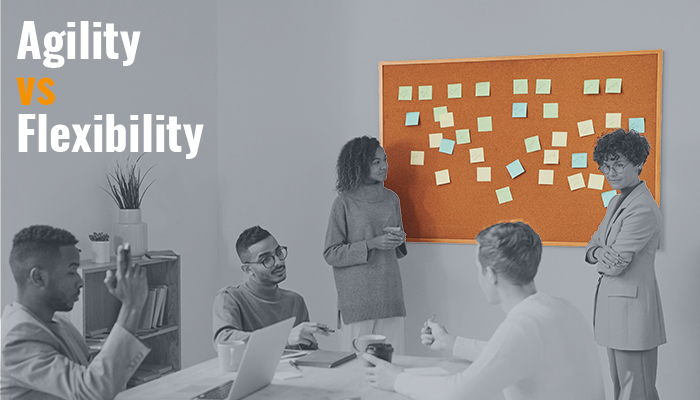 Agile is not necessarily flexible in the workplace