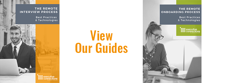 Remote Interviewing Guide View