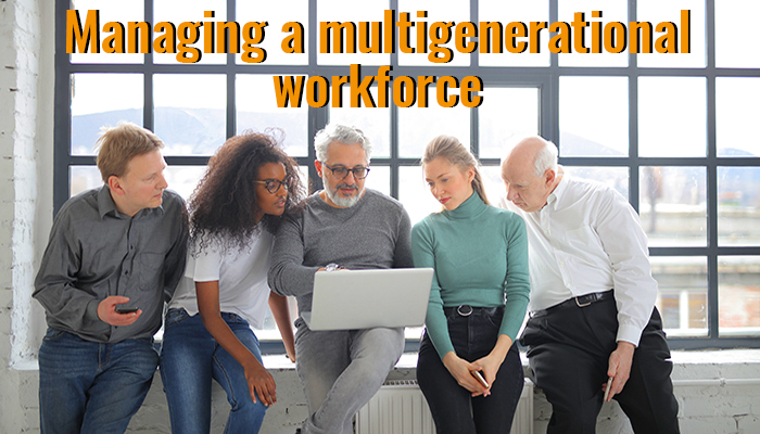The barriers of managing a multigenerational workforce and how to break them