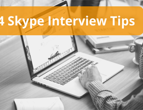 4 Useful Tips for Skype Interviews
